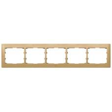 5rámik drevený rámik javor Legrand Galealife 771965 vodorovný