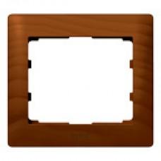 1rámik drevený rámik čerešňa Legrand Galealife 771971