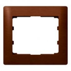 1rámik drevený rámik mahagón Legrand Galealife 771981