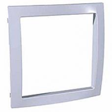 fialový vnútorný dekoračný rámik pre rámiky Schneider Unica colors MGU4.000.31