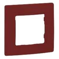červený 1 rámik Legrand Niloé 665021