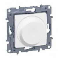 ototčný LED stmievač 300W Legrand Niloé 764588 biely