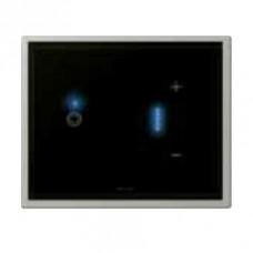 dotykový sklenený biely/titánový/čierny kryt pre stmievač Legrand 66370, 66380, 66390