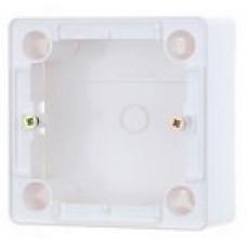 krabica pre povrchovú montáž Legrand Cariva 773697 biela