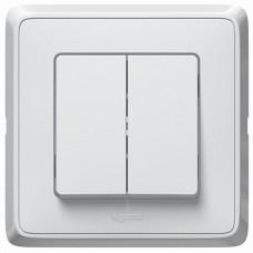vypínač č.5 Legrand Cariva 773805 biely
