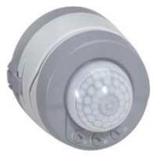 detektor pohybu 360st IP55 sivý Legrand Plexo 69740 na povrch