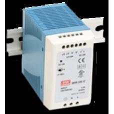 zdroj Mean Well modulárny MDR-100-12 pre LED 230V/12V DC 100W na DIN lištu
