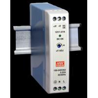 zdroj Mean Well modulárny MDR-20-12 pre LED 230V/12V DC 20W na DIN lištu