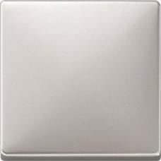 kryt stainless steel pre vypínač č. 1, 6, 7 a tlačidlo Schneider Merten MTN412146 System Design