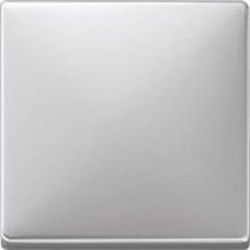 kryt aluminium pre vypínač č. 1, 6, 7 Schneider Merten MTN412160 system Design