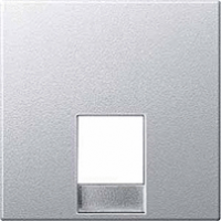 kryt aluminium pre telefónnu zásuvku, MTN463560