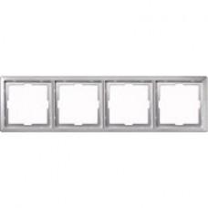 4rámik aluminium Merten Artec MTN481460 system design