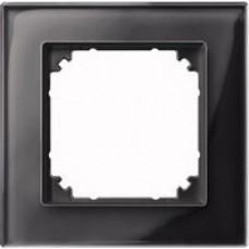 1rámik Onyx Black Merten M-Plan sklo MTN404103 system-M