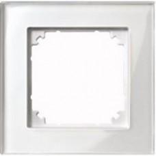 1rámik Brilliant White Merten M-Plan sklo MTN404119 system-M