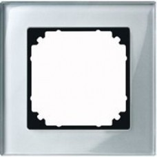 1rámik Diamond Silver Merten M-Plan sklo MTN4010-3260 system-M