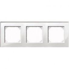 3rámik Brilliant White Merten M-Plan sklo MTN489319 system-M