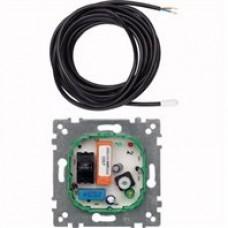 termostat pre podlahové kúrenie Schneider Merten MTN537100 prístroj s čidlom