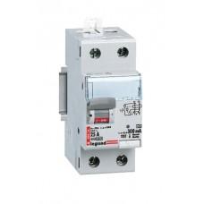 prúdový chránič Legrand 008909 2P 25/2/0.03 AC