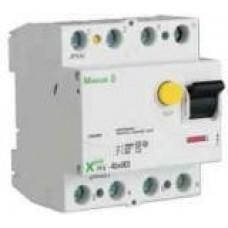 prúdový chránič Eaton Moeller 286508 4P 40/4/0.03 PF6