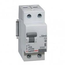 prúdový chránič Legrand 402024 RX3 2P 25/2/0.03 AC