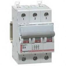 32A modulárny vypínač Legrand 406465 DX3-IS 3P