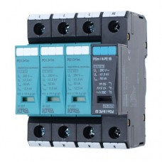 zvodič prepätia B+C+D Kiwa 81.210 280V/7kA 3P+N