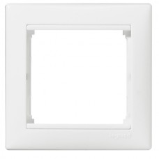 biely 1 rámik Legrand Valena neutral 774451