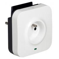 USB adaptér Legrand 050671 s prepäťovou ochranou