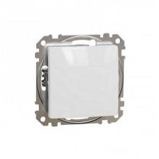 vypínač č.1 biely Schneider electric Sedna design SDD111101