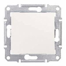 vypínač č.1 krémový Schneider electric Sedna SDN0100123