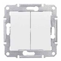 vypínač č.5b biely Schneider electric Sedna SDN0600121