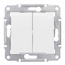 vypínač č.5 biely Schneider electric Sedna SDN0300121