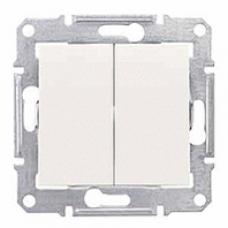 vypínač č.5, 230V,10A,IP20 krémový,SDN0300123