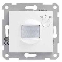 pohybový detektor rad. 6, 10A, 230V,180stup, do 20min., do 10m, IP20 biely, SDN2000221
