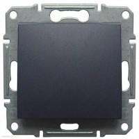 vypínač č.1 grafit Schneider electric Sedna SDN0100170