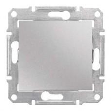 jednopólový vypínač č.1, 230V,10A,IP20 hliník,SDN0100160