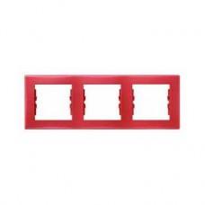 3rámik červený Schneider electric Sedna SDN5800541