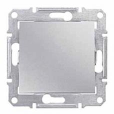 jednopólový vypínač č.7, 230V,10A,IP20 hliník,SDN0500160
