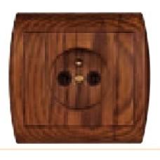 zásuvka dub rustikál DZ-A1-10-0-LXDA