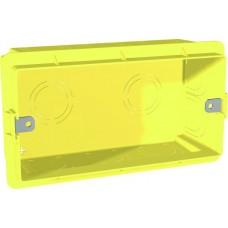 montážna krabica pod omietku pre 4 polmoduly, MGU8.604