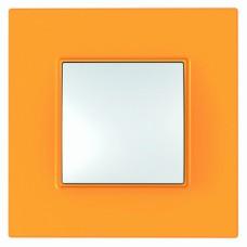 1rámik oranžový Schneider Unica Quadro MGU4.702.29