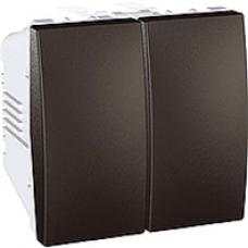vypínač č.5 grafitový modul 250V, 10A, IP20, MGU3.211.12