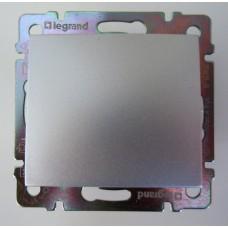 vypínač č.1 Legrand Valena hliník 770101