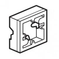 krabica pre povrchovú montáž 1násobná Legrand Valena neutral 776181 biela