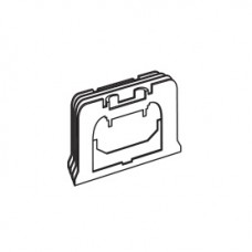 príslušenstvo pre povrchovú krabicu pri zvislom spájaní Legrand Valena neutral 776185