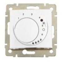 termostat štandard Legrand Valena neutral 774226 biely
