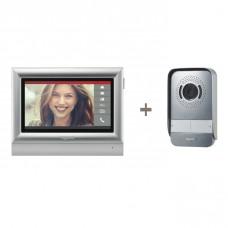 """videovrátnik 10"""" Legrand 369330, video vstupná sada s pamäťou, pre 1-2 byty"""