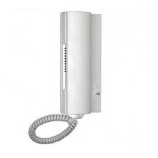 audio telefón Tesla DT Elegant 4FP21101.201 s bručiakom biely